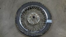 1974 Honda CB350 CL350 CB CL 350 H1021' rear wheel rim 18in