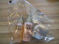 TIGI Bed Head Travel Gym Size Shampoo & Conditioner 60ml & Manipulator 30ml Set