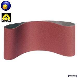 Endless Sanding Belt Klingspohr LS 309 X 75 x 2000 Grain 60