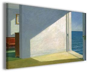Quadro moderno Hopper Edward vol XV stampa su tela canvas pittori famosi