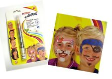Edding Schminkstift 7 ver. Farben in einem Stift Kinderschminken Partyschminke