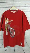 Vintage Ecko Unltd Banana Seat Bike Tee T Shirt Mens XL Bicycle Hip Hop Punk 90s