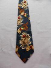 Boss Krawatte - neu - mit Polo Motiv