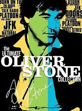 The Ultimate Oliver Stone Collection (DVD 14-Disc Set Long Box Edition) NEW!