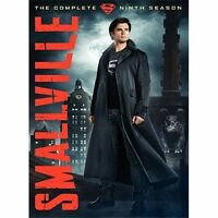 Smallville ~ Complete 9th Ninth Season 9 Nine ~ BRAND NEW 6-DISC DVD SET