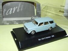 FIAT 1100 R FAMILIALE Bleu STARLINE