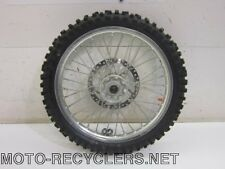 06 KTM 85 85SX Front wheel disc rotor  20