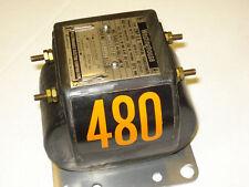 WESTINGHOUSE TRANSFORMER TYPE EMP- 0.6   480V