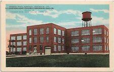 Barnes Shoe Company in Centralia MO Postcard