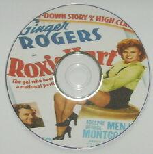 CRIME COM 007: ROXIE HART 1942 W.A. Wellman Ginger Rogers, Menjou, Montgomery