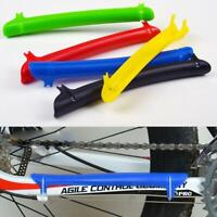 PLASTIC CHAINSTAY ROAD MTB BIKE BICYCLE CYCLE CHAIN GUARD PROTECTOR UK SELLER