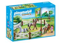 Playmobil 6931 - Horse Paddock - NEW!!
