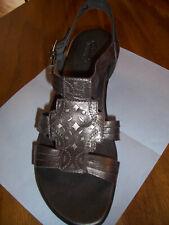 Clarks Bendables Ankle Strap Sandals Woman's Size