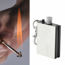 3PC Permanent Match Lighter - Emergency Fire Starter - Flint Striker USA Seller