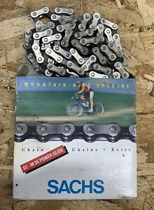"""116 Links for 5//6 Speed Application-/""""NOS/"""" 3//32 Road Chain Vintage 80/'s Sachs"""