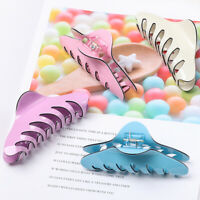 Women Large Hair Claw Clamps Hair Clip Butterfly Claws Clamps Accessories New
