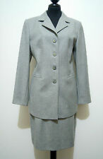 PIERRE CARDIN PARIS Giacca Tailleur Donna Lana Full Dress Women Sz.M - 44