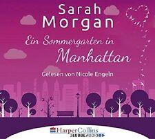 EIN SOMMERGARTEN IN MANHATTAN - MORGAN,SARAH  4 CD NEU