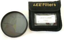 Lee Linear Polarizer PL-L 105mm filter with case MINT- #36672
