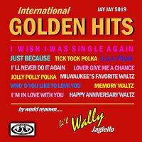 Li'l Wally - International Golden Hits - New Polka CD