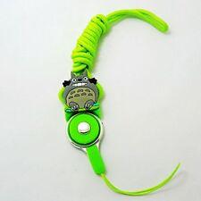 Kids 1pcs Totoro No Face Man Neck Lanyard Badge ID Holder Card/Key/Wallet Holder