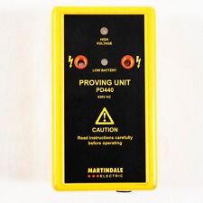 Martindale VIPD138 Voltage Indicator & Proving Unit 440V PD440  + VI13800