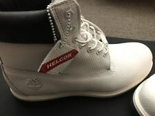 Timberland Boots Helcor White Size 10.5