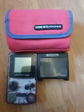 Nintendo cgb-001 Game Boy Color Handheld System-lila/klar
