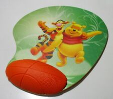 Winnie the Pooh and Tigger Mouse Pad With Wrist Support