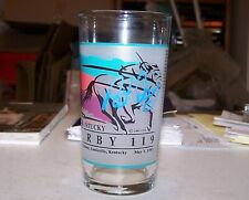 1993 Kentucky Derby Glass - autographed by Pat Day