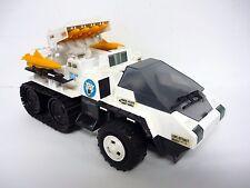 GI JOE SNOWCAT Vintage Figura de acción vehículo 25.4cm COMPLETO 1985
