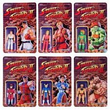 eBay Exclusive! Street Fighter 2 ReAction Figures - Set of 6