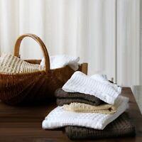 Hiorie Imabari Waffle Fast Drying Bath Towel 2 Sheets 100% cotton  Japan Gift