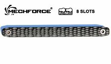 Mechforce G10 Scale Hand Grip Panel, Keymod Rail Handguard Cover, 8 Slot Length
