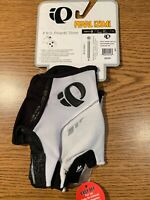 NEW Pearl Izumi PRO Pittards Half Finger Cycling Glove Mens Size XXL Black/White