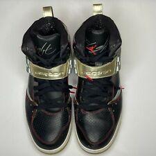 New listing Nike Air Jordan Flight 45 Men's Size US 12 Black Gray Silver 616816-052