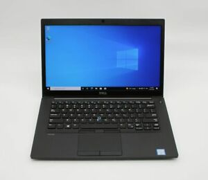 DELL LATITUDE E7480 INTEL CORE I7 - 6600U @ 2.6GHz 8GB 256GB SSD CAM WIFI WIN10