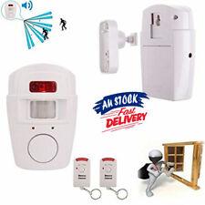 Wireless Security Driveway Home PIR Alert System Motion Sensor Alarm Garage Shed