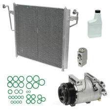 A/C Compressor & Component Kit-Compressor-condenser Replacement Kit UAC KT 5043A