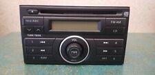 07 08 09 NISSAN VERSA FRONTIER XTERRA CUBE RADIO CD PLAYER CY40D PN 2871L EM31A