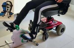 Electric bike+Foot splints+Stroke Training gloves for the disabled Elderly - SCI