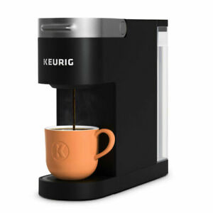 Keurig K-Slim Single Serve Pod Coffee Machine - Black