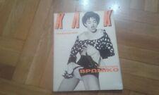 GREEK MAGAZINE KLIK MADONNA ON COVER VERY RARE 1990