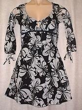 Jane Norman V-Neck Regular Size Dresses for Women