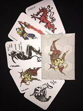 Custom Made Joker Cards,based On The Dark Knight Movie