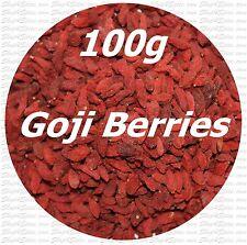 Goji Berries - wolfberry - 100g Herbs & Spices shop4spice