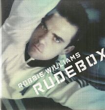 CD ALBUM DIGIPACK 16 TITRES + DVD--ROBBIE WILLIAMS--RUDEBOX--2006
