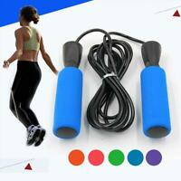 1pc Adult Skipping Speed Rope Fitness Boxing Exercise ActivityJumping Gym Sport