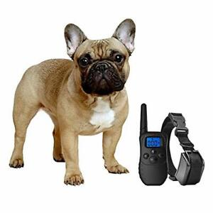 eXuby Shock Collar for Small Dogs with Remote - Includes 2 Collars - Small & ...