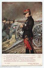 WW1. ROYBET . Général GALLIENI . Canon de 75 .